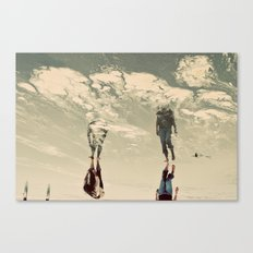 Sky Walkers Canvas Print