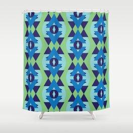 Pattern #1 Shower Curtain
