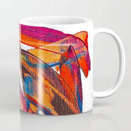 Abstract Painting 04 Coffee Mug