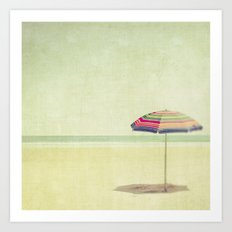 Dream of Summer Art Print