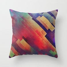 spyctrym yf yngyr Throw Pillow