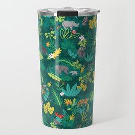Sumatran Jungle Travel Mug