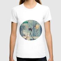 alone T-shirts featuring alone by XfantasyArt