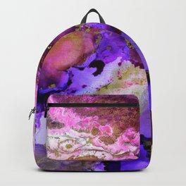Gilded Wine Backpack