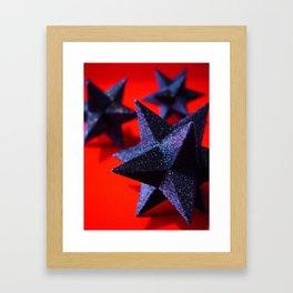Stars_1 Framed Art Print