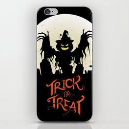 Jeepers Creepers iPhone Skin