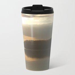 Late winter morning Metal Travel Mug