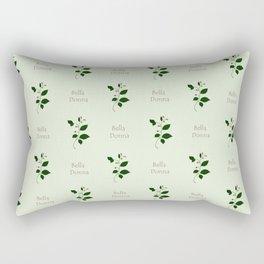 Bella Donna Rectangular Pillow