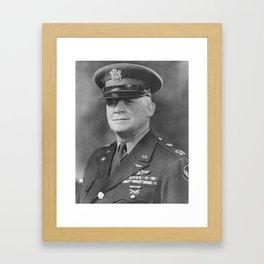 "General Henry ""Hap"" Arnold Framed Art Print"