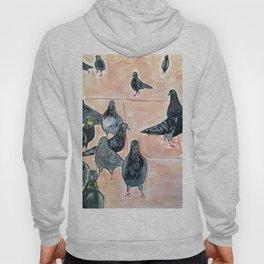 Pigeons Hoody