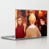 apollo Laptop & iPad Skins featuring Apollo VII by chazstity