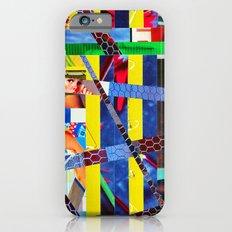 Bruce (stripes 13) iPhone 6s Slim Case
