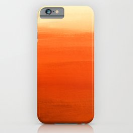 Oranges No. 1 iPhone Case