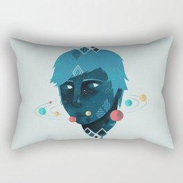 Mind/Space Rectangular Pillow