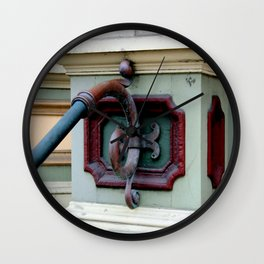 A Simple Something Wall Clock
