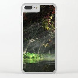 The Turning Clear iPhone Case