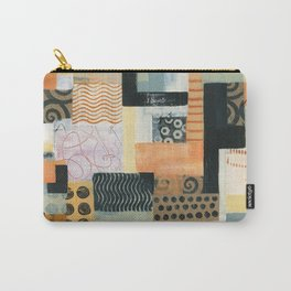 Urban Quilt II Carry-All Pouch