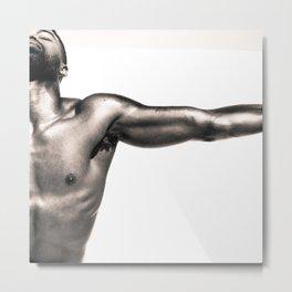 Jason - Dancer Series 1 Metal Print
