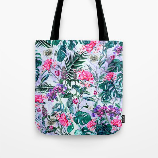 Tropical Garden II Tote Bag