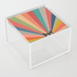 Cat Landscape 48 Acrylic Box