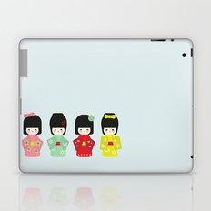 Kokeshi Laptop & iPad Skin