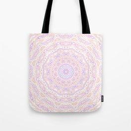 Funky mandala Tote Bag