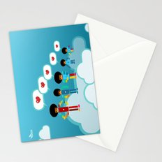 Jacksons Pixel Art Stationery Cards