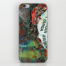 Layered 2 iPhone & iPod Skin