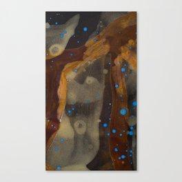 joelarmstrong_rust&gold_01 Canvas Print