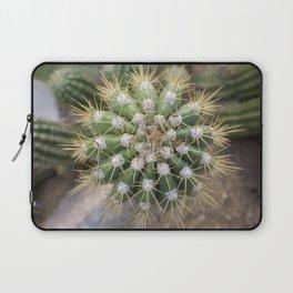 Cactus Closeup Laptop Sleeve