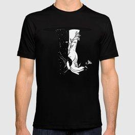couple Hand T-shirt