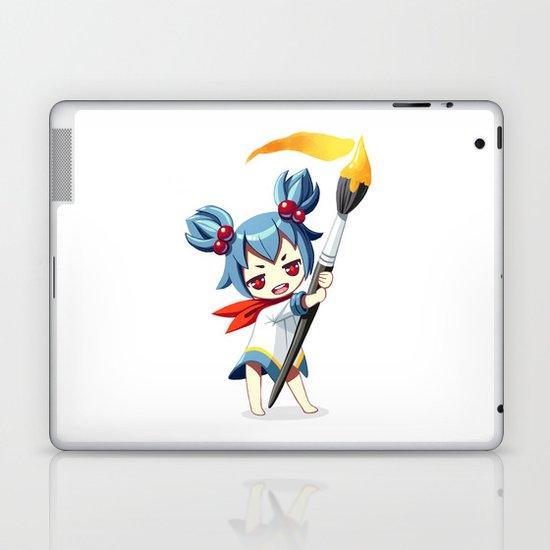 Painter Laptop & iPad Skin