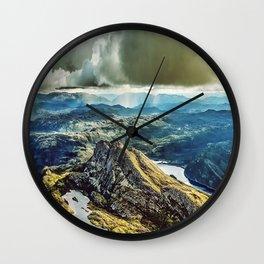 Magical View Wall Clock