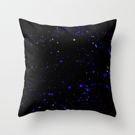 Light constellation Throw Pillow