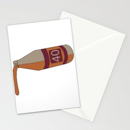 40 Ounce Stationery Cards