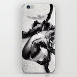 """crucifixion of lust"" iPhone Skin"