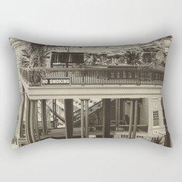 San Francisco Sutro Baths Rectangular Pillow
