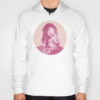 chewbacca Hoodies featuring Chewbacca by Les petites illustrations