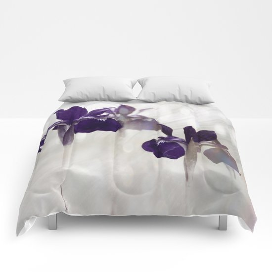 Diaphanous 2 Comforters