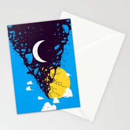 The Break of Day Stationery Cards