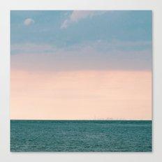 Summer Views Canvas Print