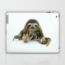 Arctic Sloth Laptop & iPad Skin
