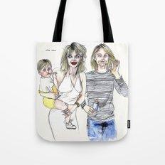 The cobains Tote Bag