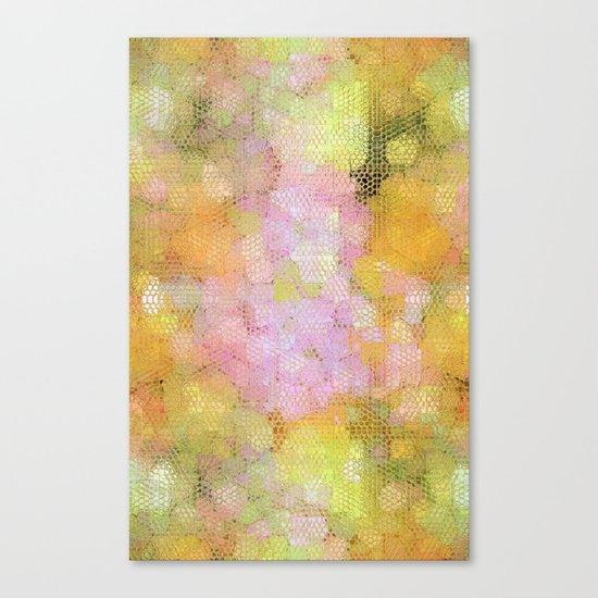 Sophisticated Snakeskin Canvas Print