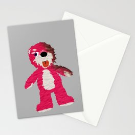 Breaking Bad Teddy Bear Stationery Cards