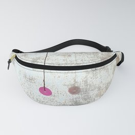 Looking in Mirror by Annalisa Ramodino Fanny Pack