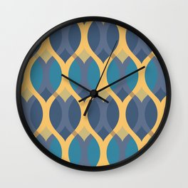 Spring 2018 Pattern Collection Wall Clock
