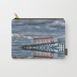 Reflections of Tenby 3 Carry-All Pouch