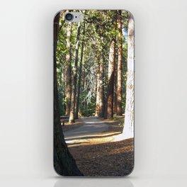 Yosemite Trail iPhone Skin
