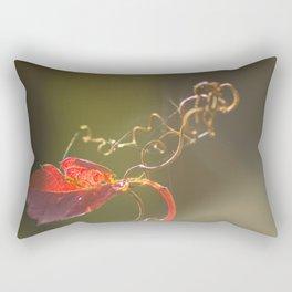 Vine Assault Rectangular Pillow